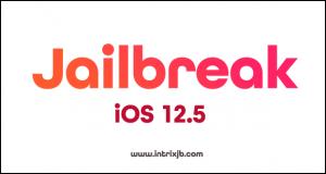 jailbreak ios 12.5