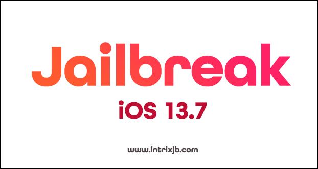 jailbreak ios 13.7