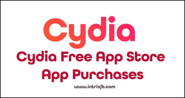 cydia free app store app purchase