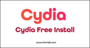 cydia free install