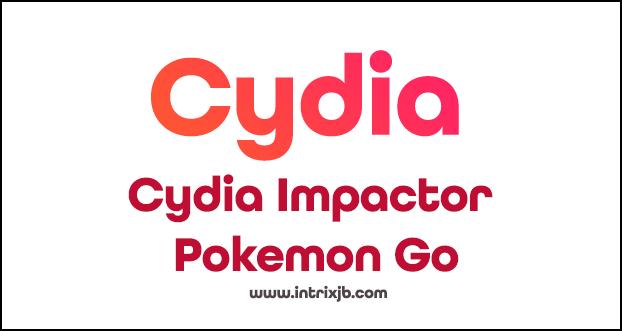 Cydia Impactor Pokemon Go