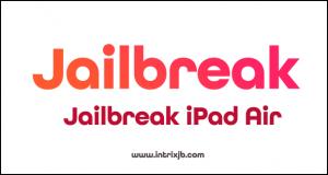 jailbreak ipad air