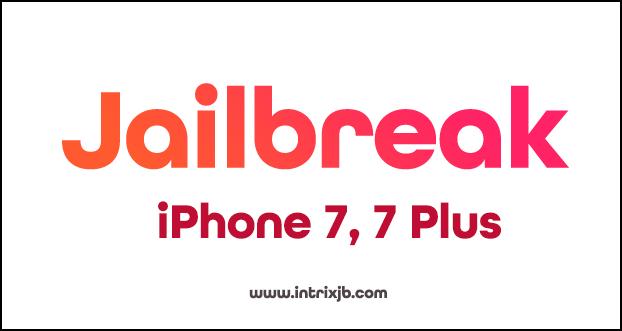 jailbreak iphone 7