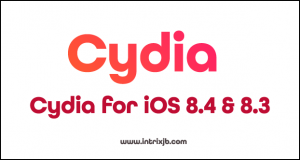 Cydia Free Download iOS 8.4 & 8.3