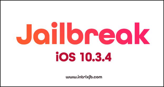 jailbreak ios 10.3.4