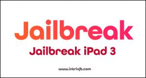 jailbreak ipad 3