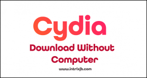 Download Cydia Free without Computer