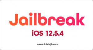 Jailbreak iOS 12.5.4