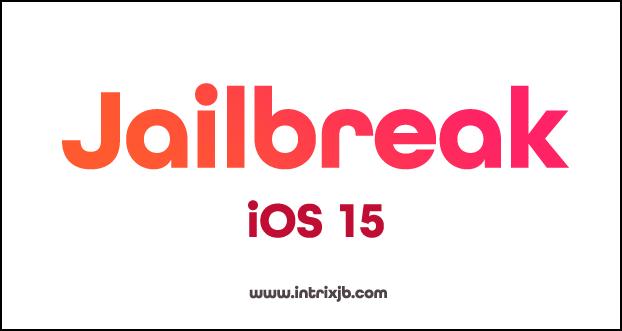 Jailbreak iOS 15